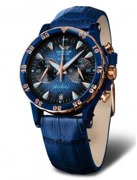 sportowy zegarek damski Vostok Europe Undine VK64-515E628