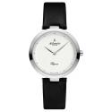 zegarek na pasku skórzanym ATLANTIC 29036.41.21L