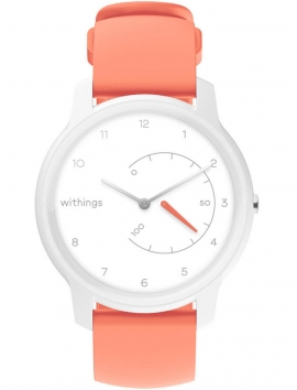 IZWIMOR WITHINGS Move Coral damski zegarek smartwatch