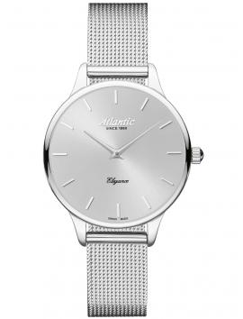 zegarek damski na bransolecie ATLANTIC Elegance 29038.41.21MB
