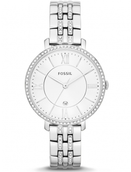 zegarek damski na bransolecie Fossil ES3545