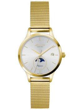 29040.45.21MB Atlantic Elegance złoty damski zegarek