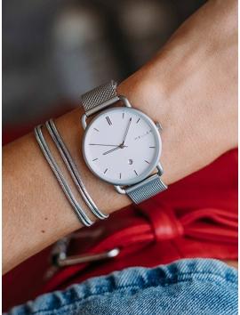 zegarek Meller Denka Dag Silver S
