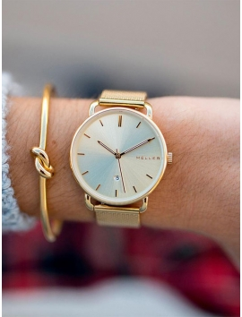 W300-2GOLD zegarek damski 34mm