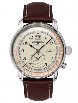 8644-5 Zegarek męski ZEPPELIN LZ126 Los Angeles
