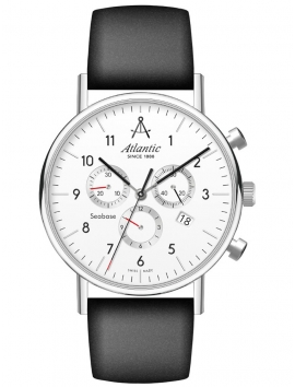 60452.41.15 ATLANTIC Seabase męski zegarek na pasku