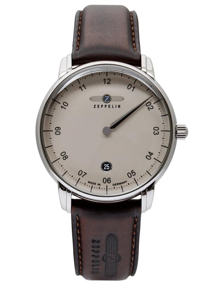 8642-5 jednowskazówkowy zegarek Zeppelin