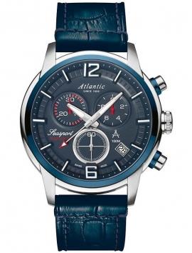 87461.47.55 ATLANTIC Seasport męski zegarek sportowy na pasku