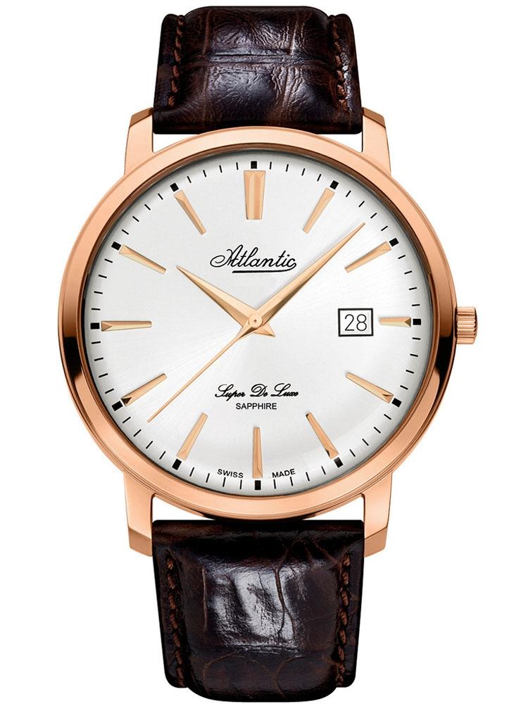 64351.44.21 ATLANTIC Super De Luxe klasyczny męski zegarek