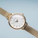 Mały złoty zegarek