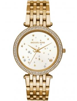 MK3727 MICHAEL KORS złoty zegarek na bransolecie