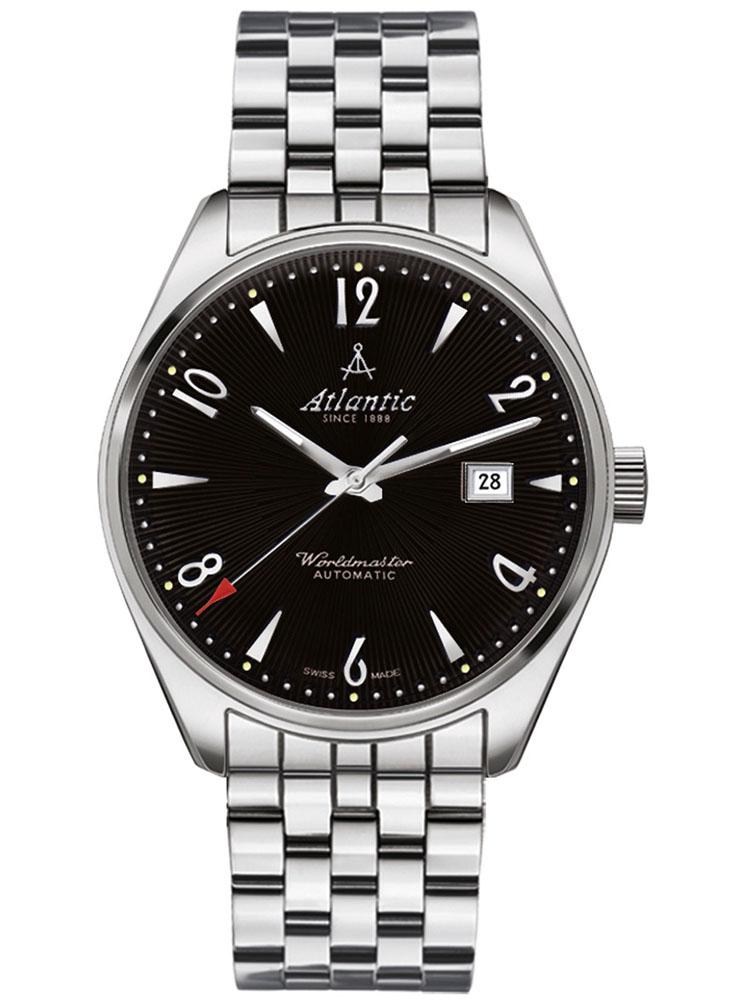 51752.41.65SM ATLANTIC Worldmaster męski zegarek na bransolecie
