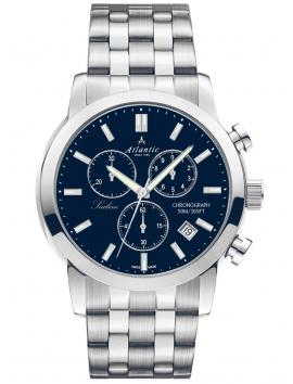 62455.41.51 ATLANTIC Sealine sportowy zegarek na bransolecie