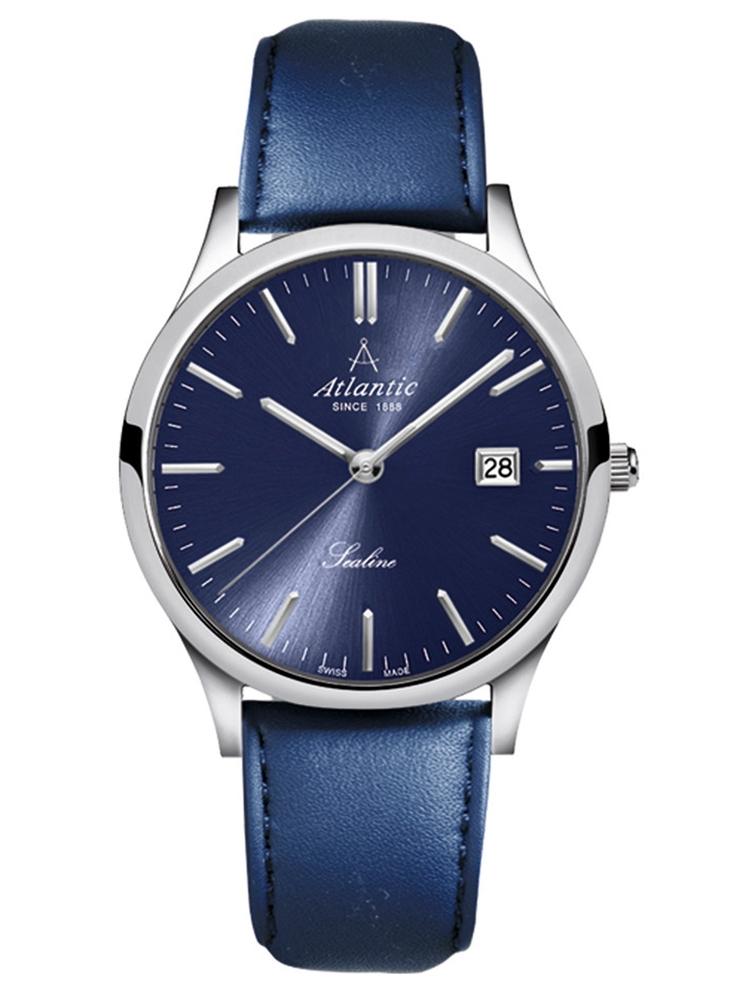 22341.41.51 ATLANTIC Sealine damski zegarek na pasku skórzanym