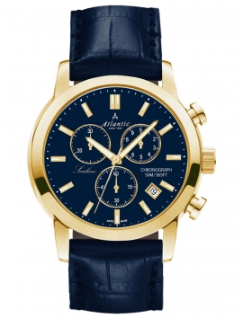 62450.45.51 ATLANTIC Sealine męski zegarek sportowy chronograf