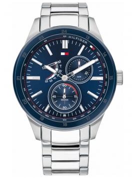 1791640 TOMMY HILFIGER męski zegarek na bransolecie na co dzień