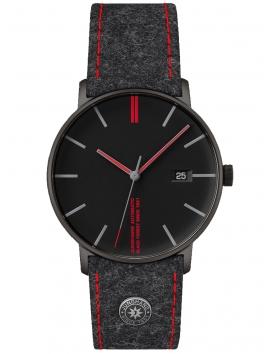 027/4131.00 JUNGHANS Form A Edition 160 limitowany zegarek junghans