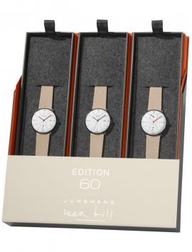 27/4109.00 zestaw kolekcjonerski JUNGHANS Max Bill Edition Set 60