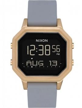 A1211_3163 NIXON Siren SS Light Gold/Gray zegarek damski sportowy
