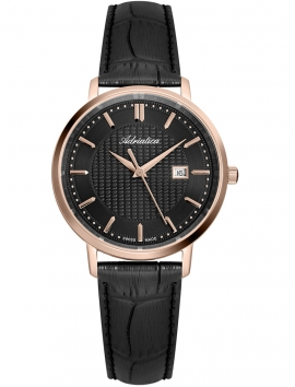 A3177.9214Q ADRIATICA damski zegarek rose gold