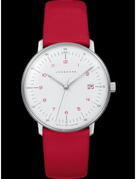 047/4541.04 JUNGHANS Max Bill Lady damski zegarek na pasku