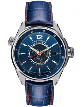 2432-4571789  sturmanskie zegarek męski na pasku