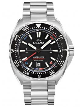 41701.670.6.038- automatyczny zegarek swiss made DELMA Oceanmaster Automatic