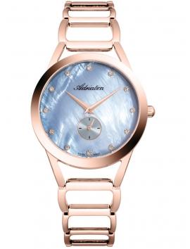 A3725.914ZQ Adriatica zegarek damski rose gold