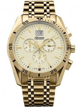 A8202.1111CH Adriatica złoty zegarek męski