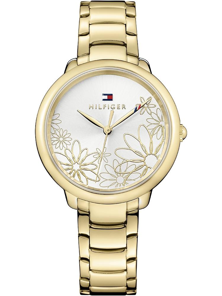 1781781 Tommy Hilfiger złoty zegarek damski