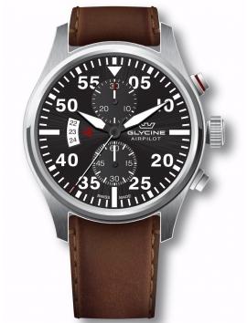 GL0358 Glycine męski zegarek awiacyjny