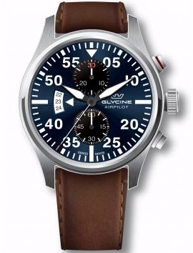 GL0357 Glycine męski zegarek awiacyjny
