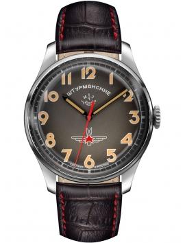 2609-3747478 Szturmanskie męski zegarek na pasku