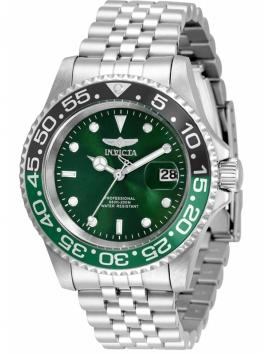 34105 INVICTA Pro Diver Men męski zegarek na bransolecie