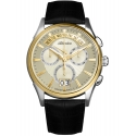 A1193.2211CH Adriatica męski zegarek na pasku skórzanym