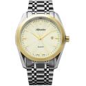 A8202.2111Q Adriatica męski zegarek na bransolecie bikolor