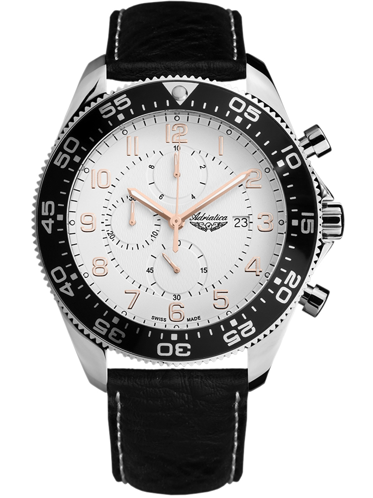 A1147.52R3CH Adriatica zegarek męski sportowy
