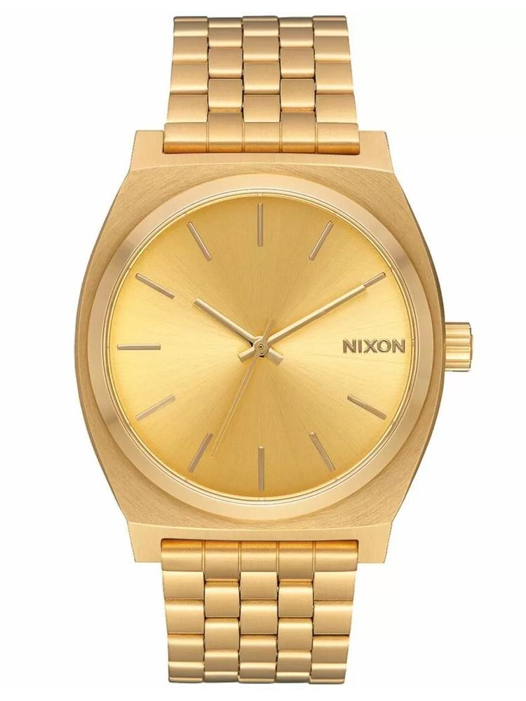 A045_1511 złoty zegarek nixon