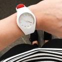 007239 ICE-WATCH Loulou biały zegarek damski