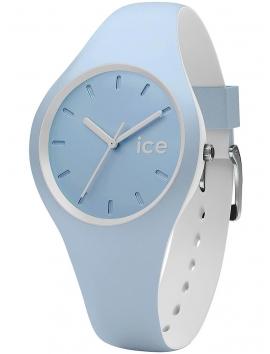 001489 ICE-WATCH Duo Small damski zegarek na pasku silikonowym