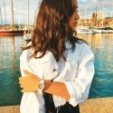 001352 ICE-WATCH Glitter damski zegarek biały