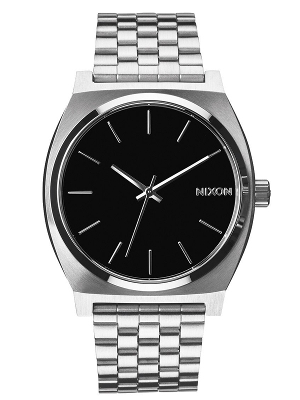 A045_1000 zegarek damski Nixon Time teller black