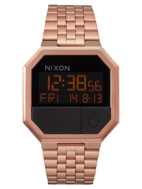 A158_1897 zegarek Nixon Re-Run All Rose Gold