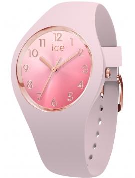 015742 ICE-WATCH Sunset Small damski zegarek na pasku silikonowym