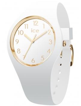 014759 ICE-WATCH GLAM Small biały zegarek damski