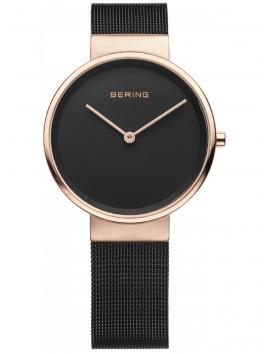 14531-166 BERING Classic czarny zegarek damski