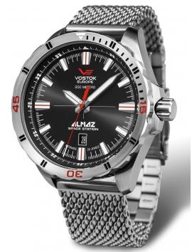 NH35A-320A258B VOSTOK EUROPE Almaz męski zegarek na bransolecie