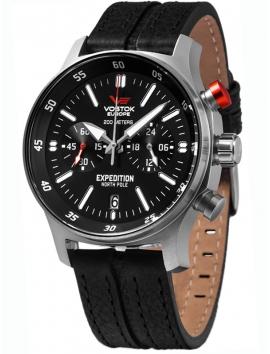 VK64-592A559 VOSTOK EUROPE Expedition North Pole 1 męski zegarek sporowy na pasku