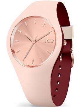 016985 ICE-WATCH Duo Chic damskie zegarki na pasku silikonowym