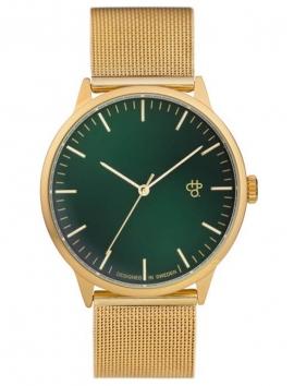 zegarek CHEAPO Nando Green Gold